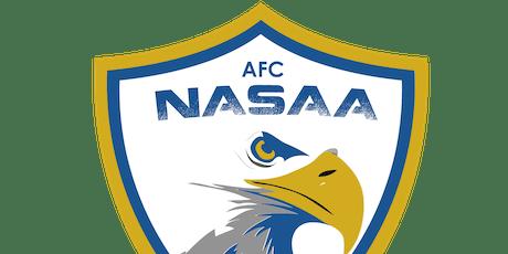 Nasaa Academy & EGA  Summer Sports Club tickets