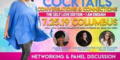 Cocktails,Conversations and Connections tickets