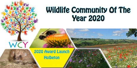 Wildlife Community of the Year Launch tickets