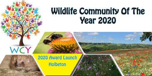Wildlife Community of the Year Launch