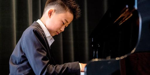 Pianist Devin Huang in Halifax