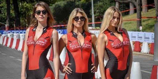 RALLY DI ROMA CAPITALE 2019 - Sicurezza Etica DEMO