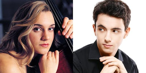 Stéphane Tétreault & Denise Djokic in Halifax :: Two Cellos