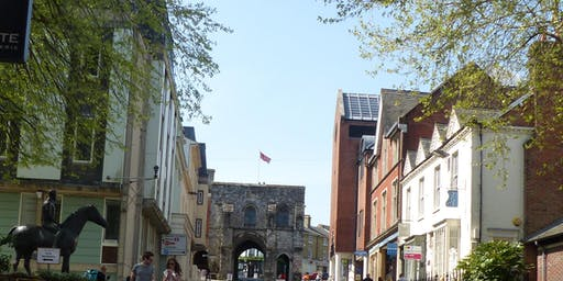 Medieval Winchester - a walking tour