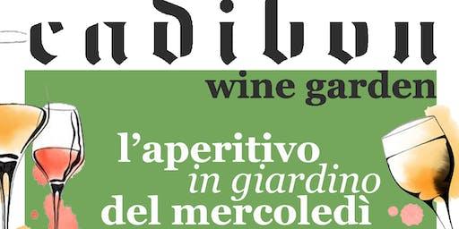 Osteria Cadibon | Wine Garden