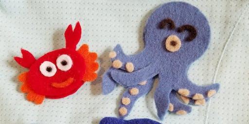 Parent-Child Finger Puppets Workshop