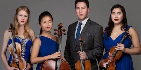 Ulysses String Quartet in Halifax tickets