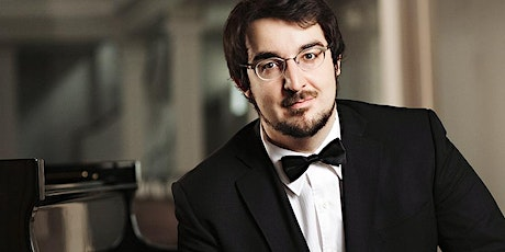 Pianist Charles Richard-Hamelin in Halifax tickets