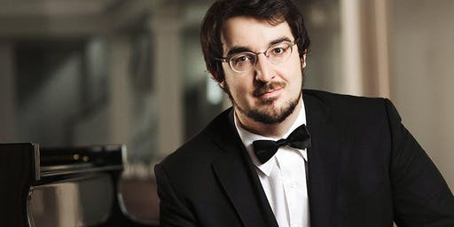 Pianist Charles Richard-Hamelin in Halifax