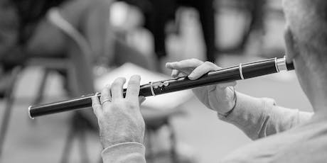 Flute: Intermediate & Advanced with Louise Mulcahy & Barry Kerr tickets