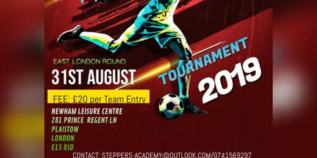 East London Football Tournament  tickets