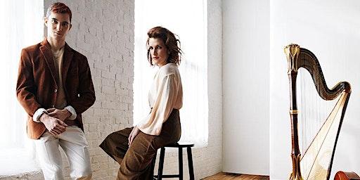 Stéphane Tétreault & Valérie Milot in Halifax :: Cello & Harp