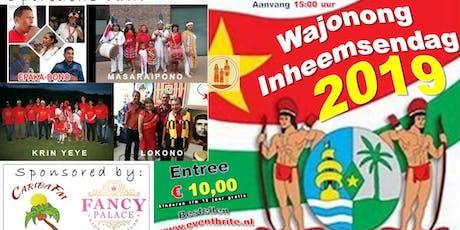 Wajonong Inheemsendag 2019 tickets