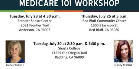 Medicare 101 Workshop tickets