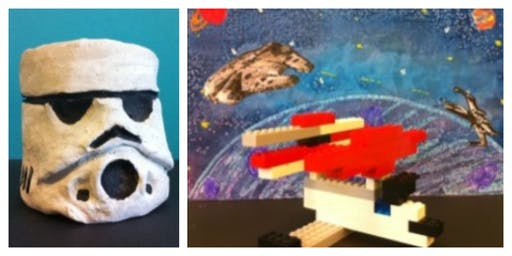 LEGO Star Wars Weekly Class (5-12 Years)