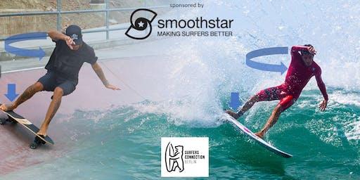 Smoothstar Surf-Skate Training