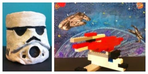 LEGO Star Wars Weekly Class (5-12 Years)