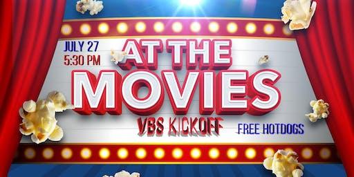 Northside VBS Family Movie Night Kickoff Free Hotdogs & Drinks