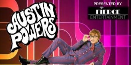 Austin Powers tickets