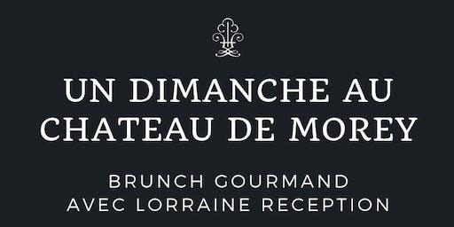 Brunch: Un dimanche au Château de Morey