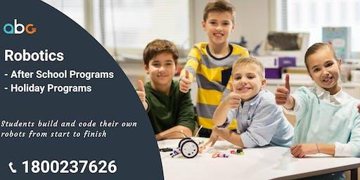 After School Program - Junior Robotics and Foundation of Robotic