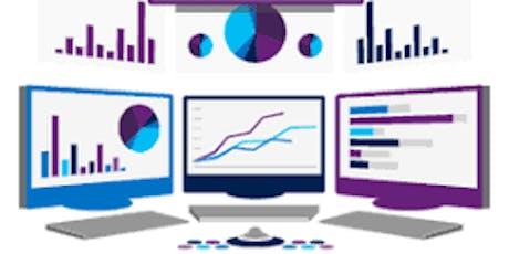 Data Analysis And Visualization Using Python tickets