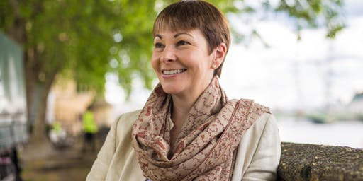 Orchestra for the Earth with Caroline Lucas MP (Parliament Week)