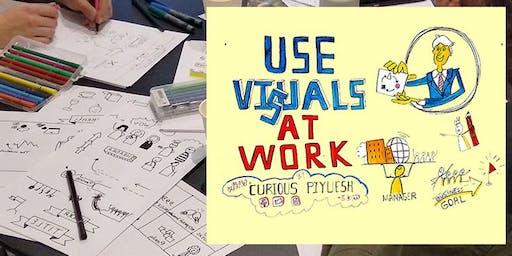 Visuele communicatie | Zakelijk Tekenen