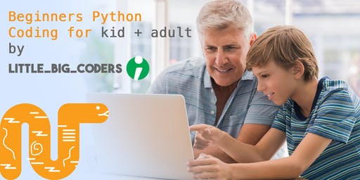 Expression of Interest: Kid + Adult Beginner Coding Course