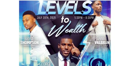 LEVELS to Wealth tickets
