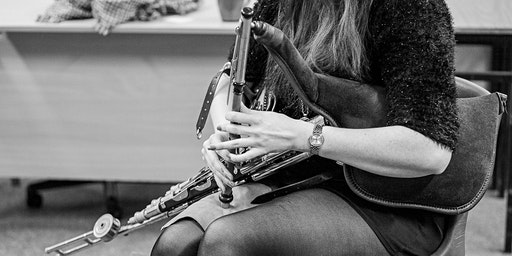 Uilleann Pipes: Intermediate & Advanced with Mick O'Brien & Síle Friel