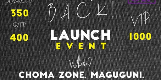 Big is Back - Launch Event.