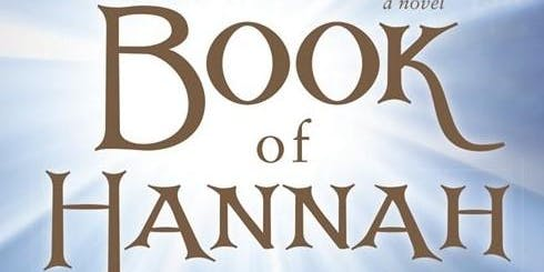 """The Book of Hannah"" Author Event"