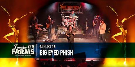 Big Eyed Phish Live @ LHF tickets