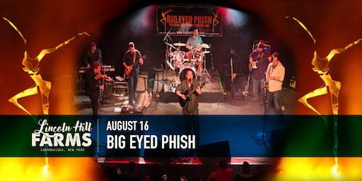 Big Eyed Phish Live @ LHF