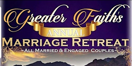 """And They Shall Be Called One"" Marriage Retreat 2021 tickets"