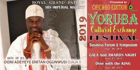 Yoruba Cultural Exchange Festival: Business Forum & Symposium tickets