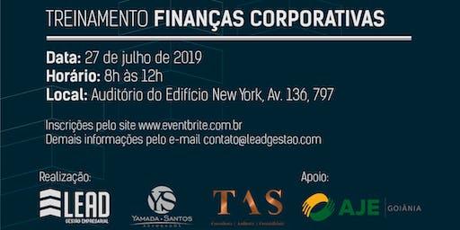 Treinamento - Finanças Corporativas
