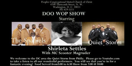 Peoples Church Doo Wop Show tickets