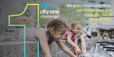 City:One Challenge Community Session #2 - Building Community w/ Mobility tickets