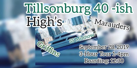 Tillsonburg High School's 40-ish Reunion (Glendale & Annandale) 3-HourTour tickets