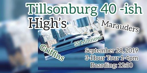 Tillsonburg High School's 40-ish Reunion (Glendale & Annandale) 3-HourTour