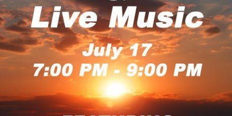 LIVE SUNSETS- Featuring Pat Foley! tickets