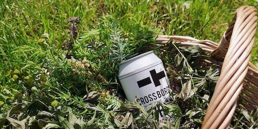 Foraging Walk & Beer Tasting with Cross Borders