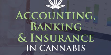 Cannabis Accounting, Banking & Insurance - CLAB Dade tickets