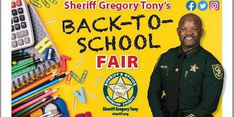 Back to School Fair tickets