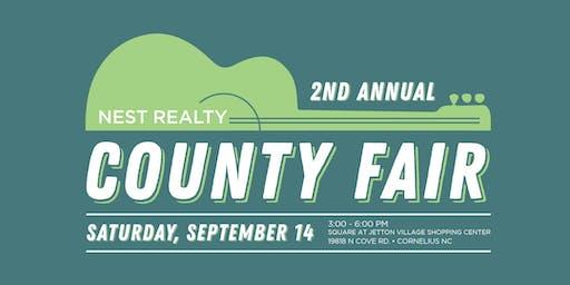 Nest Realty County Fair - Client & Vendor Appreciation Event