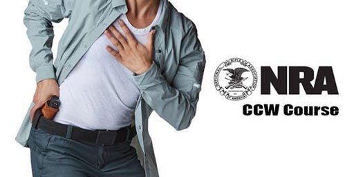 NRA CCW Instructor - All in 1 Weekend Class - includes BIT & Basic CCW Student Class