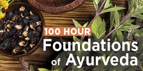 100 Hour Ayurveda Training tickets