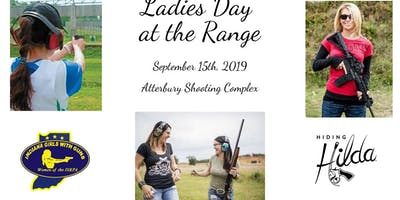 Ladies Day at the Range